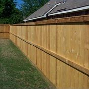 How to Design a Wood Privacy Fence | eHow