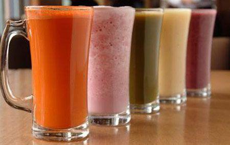 5 Jugos para depurar el organismo y perder peso (Video) | Recetas para adelgazar
