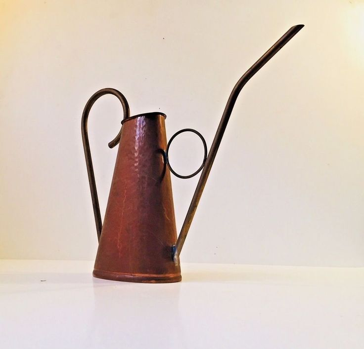 1950s danish MCM Copper & Brass Watering Jug Pitcher Aubock Illums Bolighus era: https://www.ebay.com/itm/263286964659