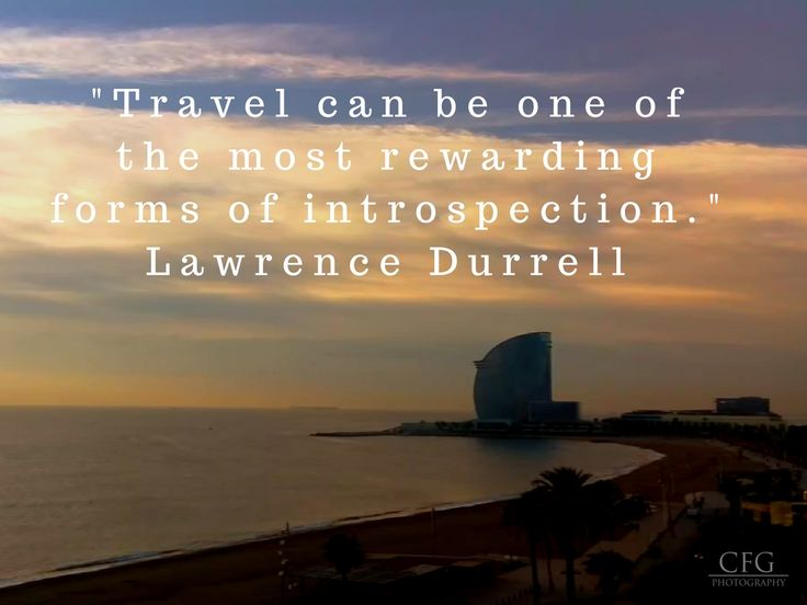 Travel can be one of the most rewarding forms of introspection. Lawrence Durrell https://photography.expoanunturi.ro/