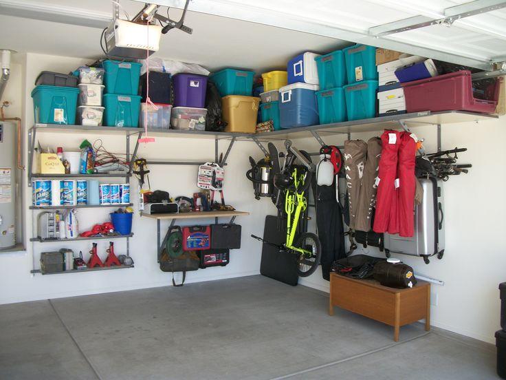 17 Best Images About Garage Organization Products On Pinterest Garden Tool Storage Snowshoe