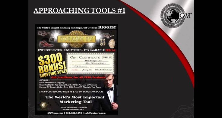 GWT Like and Trust and Approach Training for Success