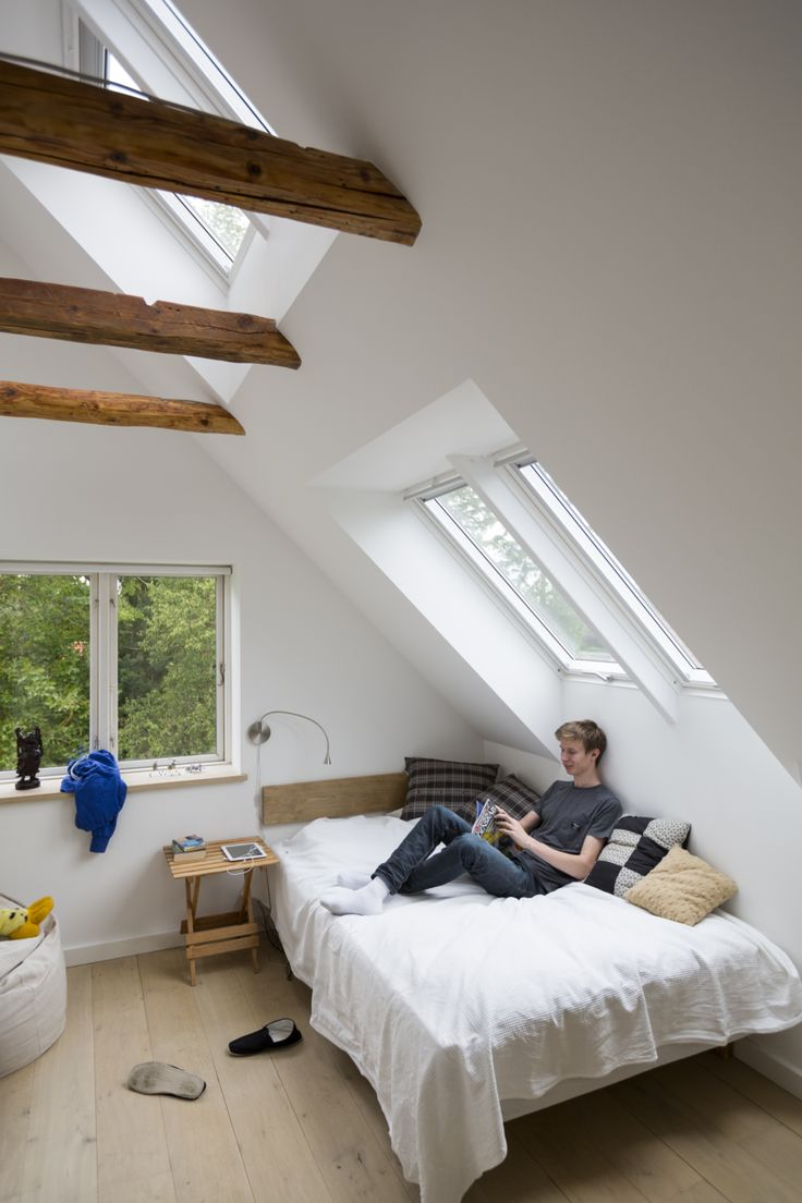 die besten 25 dachstuhl ideen auf pinterest dachstuhl. Black Bedroom Furniture Sets. Home Design Ideas