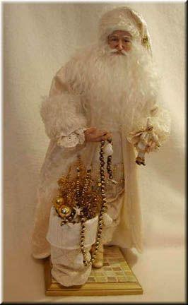 Father Christmas, by Bonnie Jones
