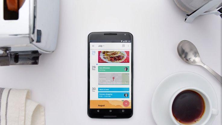 Google Calendar - App Preview