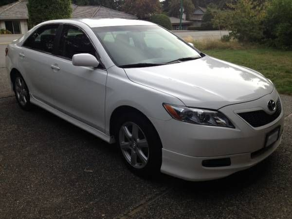 Camry 2009 SE- No Accident $14900 for sale in Vancouver, British Columbia  http://cacarlist.com/others/camry-2009-se-no-accident-14900_11490-11401.html