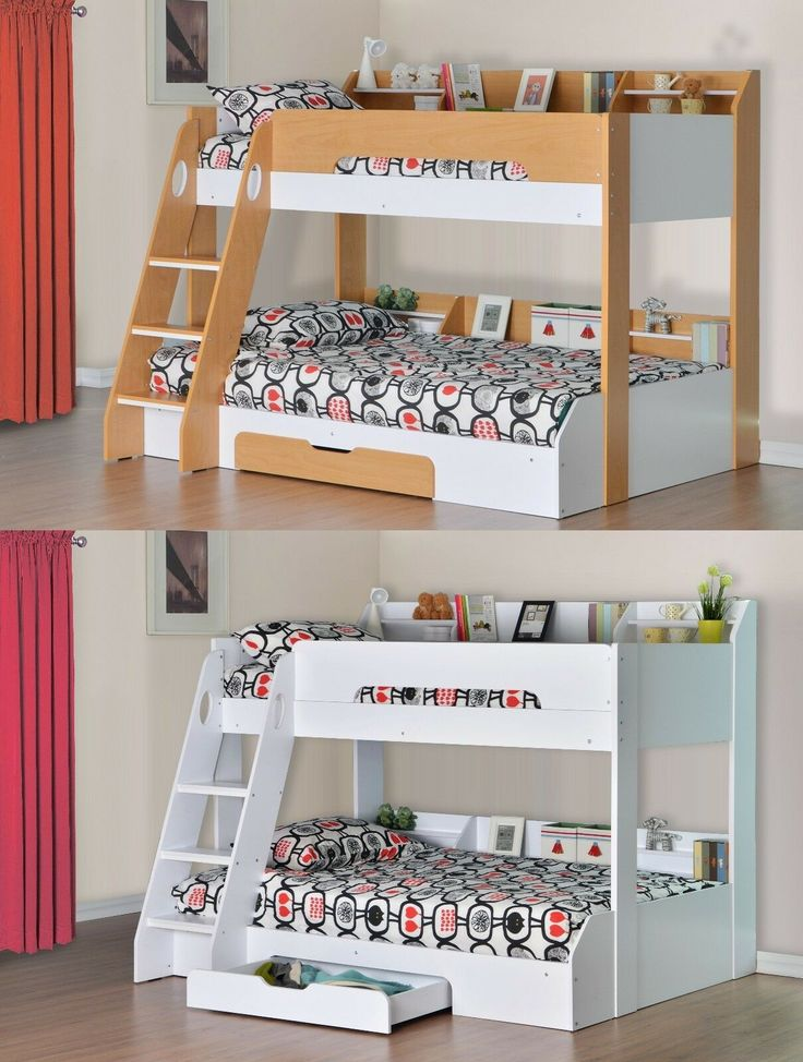Bunk Beds with Shelves 2020 in 2020 Bunk beds for sale