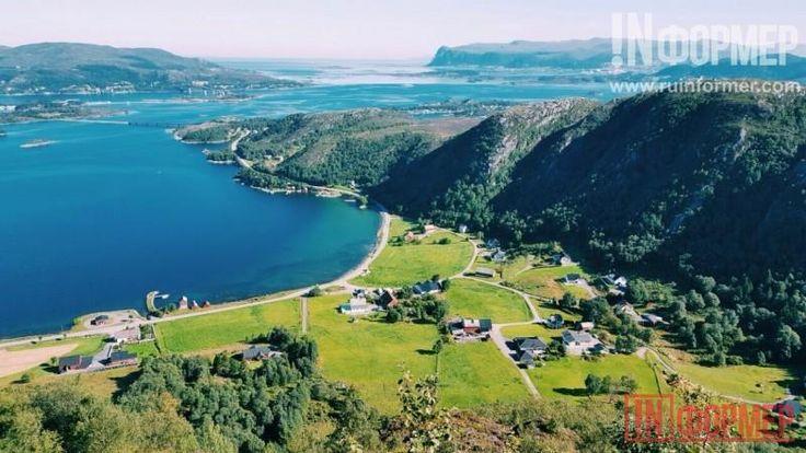 Норвегия глазами девушки из Севастополя http://ruinformer.com/page/norvegija-glazami-devushki-iz-sevastopolja  Норвегия… холодная и в то же время красивая страна. Это прекрасное место с любопытной историей, множеством удивительных пейзажей и уютных городков, в которых так и хочется очутиться посреди рабочей недели.Высокий уровень жизни, социальная защищённость и практически полное отсутствие преступности привлекают в эту сказочную страну многих мигрантов, среди которых есть и россияне.А…