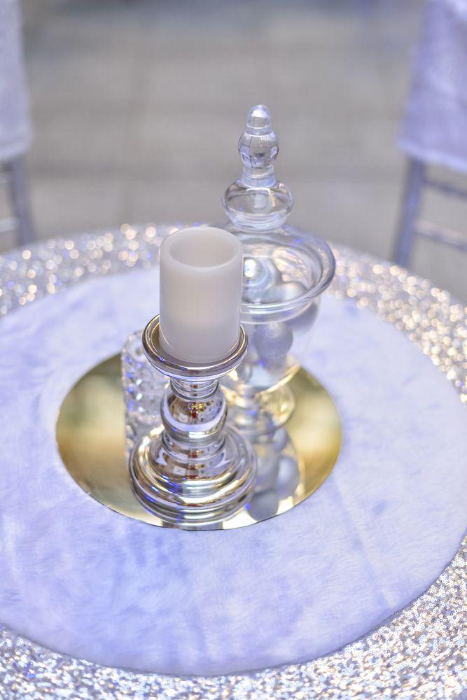 Table Decoration - option 1