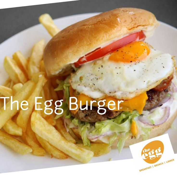 The #Egg #Burger #holargos