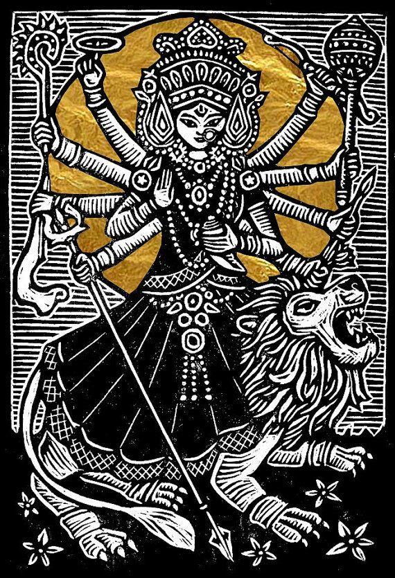 durga-wood-block-print.jpg (570×835)