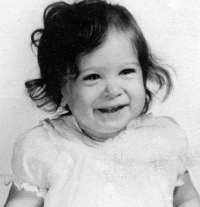 Sarah Jessica Parker in childhood