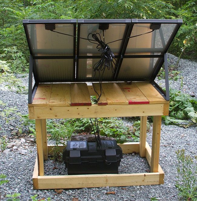 Laura shares how she added solar power to her tiny house in Ontario. Really good info. for folks interested in adding solar to their home. | #DIY Tiny Homes