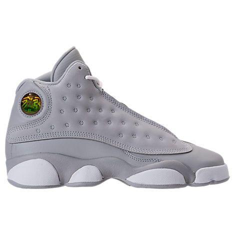 low priced 90828 978a4 Big Kids  Air Jordan Retro 13 (3.5y - 9.5y) Basketball Shoes in 2019    shoes   Air jordans, Retro 13, Jordan retro