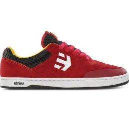 The Reynolds Low Vulc Skate Shoes Red Gr. Les Chaussures De Skate Bas Vulc Reynolds Gr Rouge. 8.0 Us Skate Schoenen 8.0 Nous Patin Schoenen StW9OlxHfH