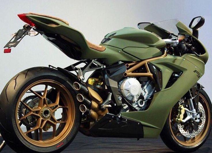Mv Agusta F3
