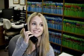 Dental Receptionist: Incoming Phone Calls
