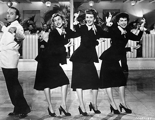 Bing & The Andrews Sisters...Quartet?!?.....