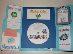 Visit Homeschool Share to download a free periodic table lapbook. Find more free lapbooks here!