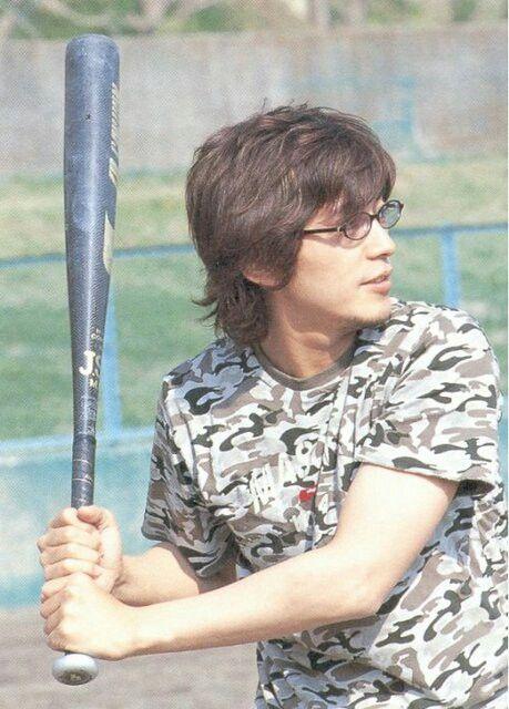 Japanese actor: Fujiki Naohito ~ 藤木直人 ❤