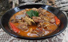 Diah Didi's Kitchen: Resep Tengkleng Kambing Khas Solo