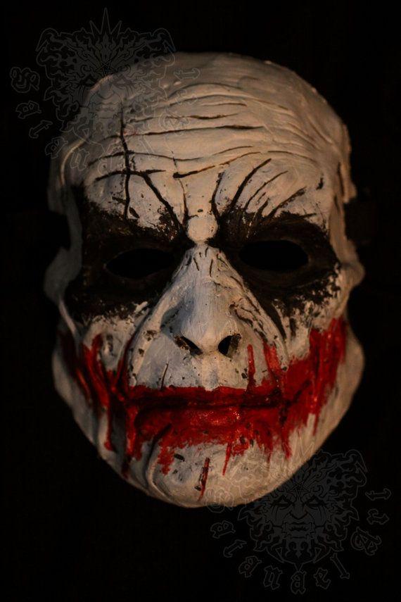 Joker by SatanaelArt on Etsy
