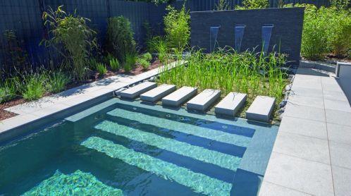 Zwem deze zomer in de zwemvijver van uw dromen. Vraag een offerte bij LC & DV