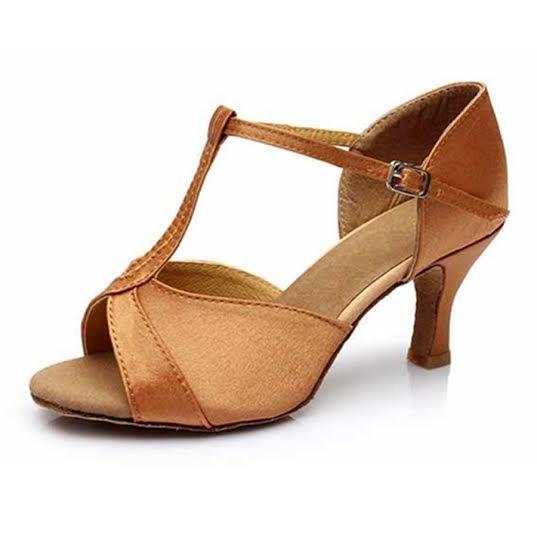 misu - Zapatillas de danza para mujer Negro negro, color Rosa, talla 40 2/3