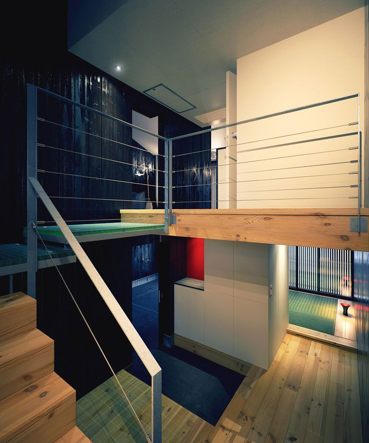 Mezzanine Ideas interior. appealing mezzanine design ideas: modern japanese home