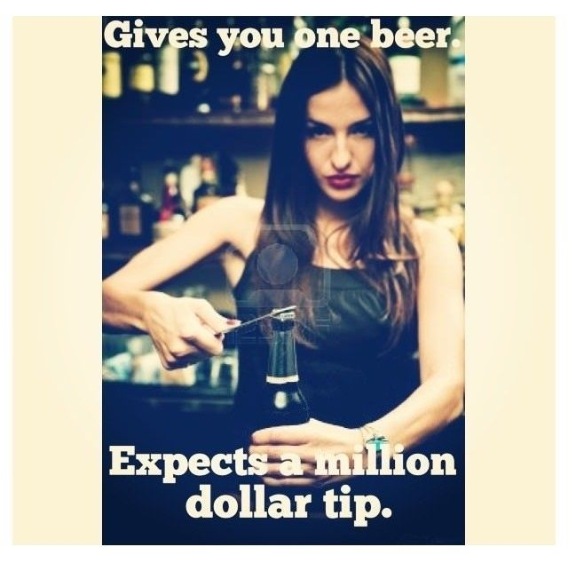 I hate bartenders // funny pictures - funny photos - funny images - funny pics - funny quotes - #lol #humor #funnypictures