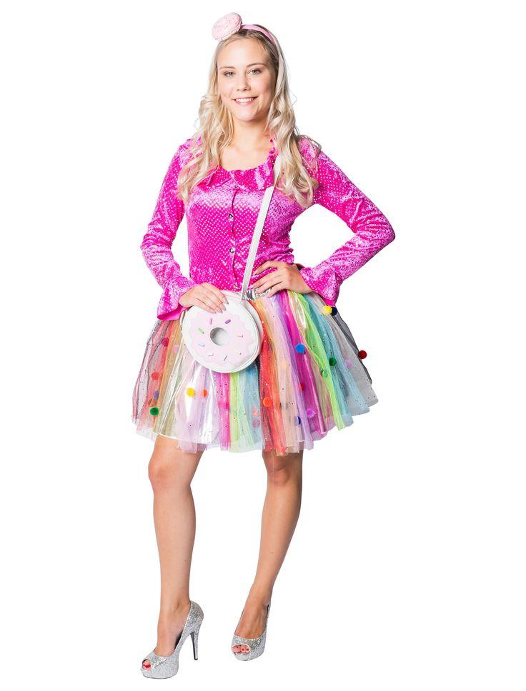 Pinkes Candygirl Kostum Selbst Zusammenstellen Deiters Candy