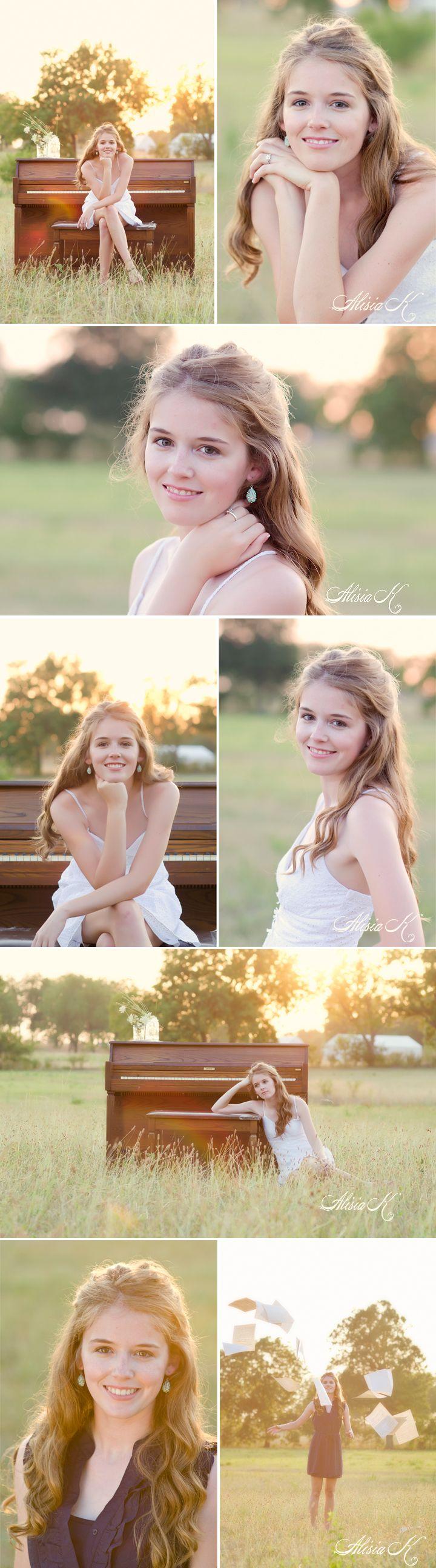 Alisia K Photographer  Senior Photographer  Springfield, Missouri  www.alisiak.com  #seniorportraits #seniorpictures