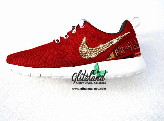 Shop for swarovski nike on Etsy, the place to express your creativity  through the buying and selling of handmade and vintage goods.