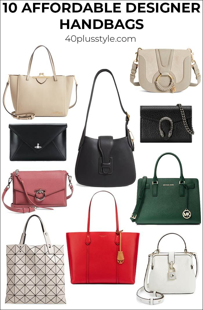 The 10 Best Designer Handbags You Can
