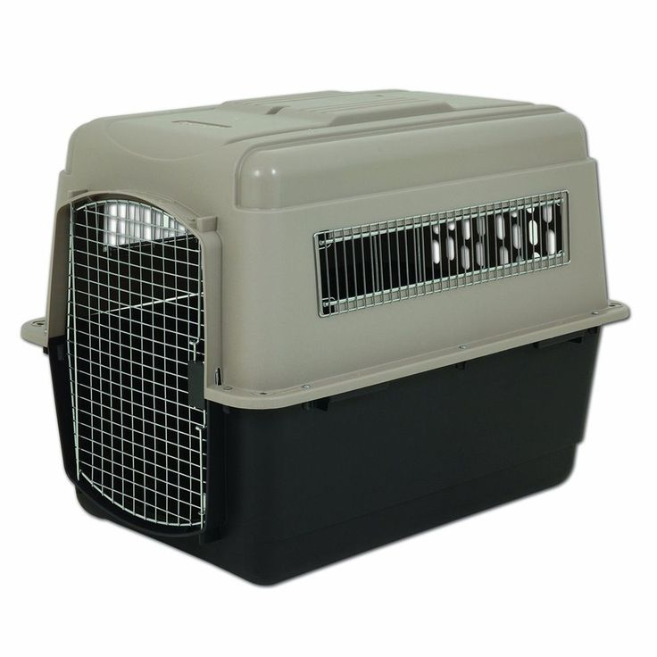 XL Dog Travel Carrier Cage For Large Dogs 50-70 Lbs Pet Car House Crate Kennel #XLDogTravel