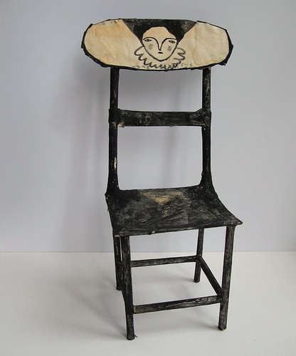 Beautiful handmade #chair - Lady of the house by #Cathy #Cullis