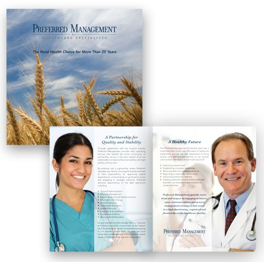Best Hospital Brochures Images On   Brochures
