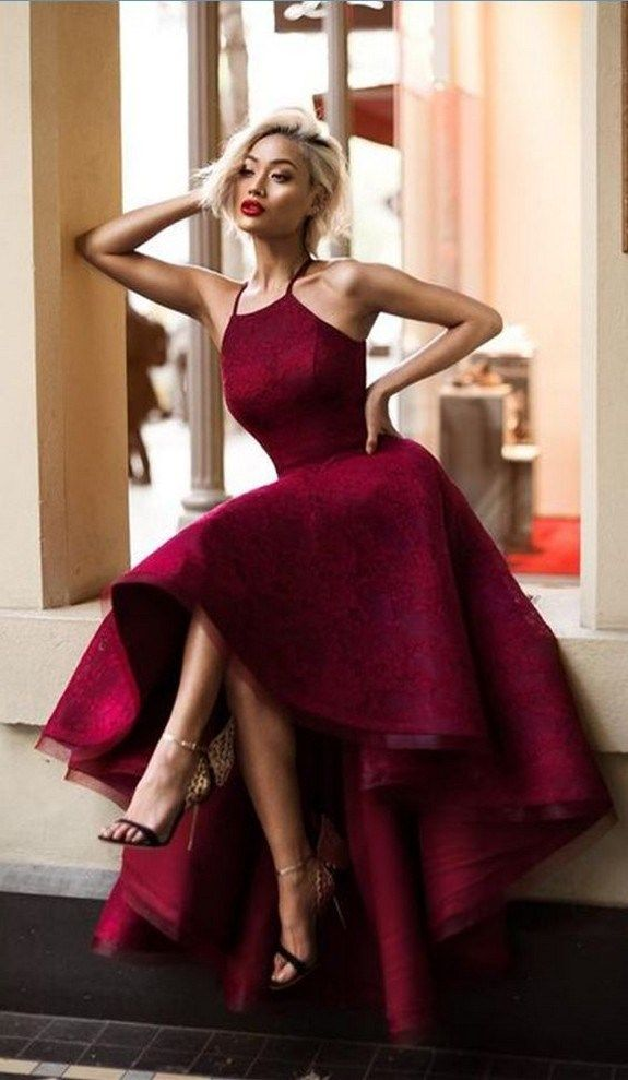 100 beautiful christmas party dresses ideas (95) Prom  Homecoming