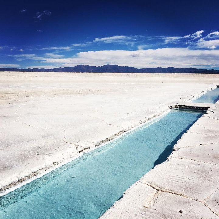 本当は教えたくない秘境!ウユニ塩湖にも負けない「サリーナス・グランデス」が素敵すぎる