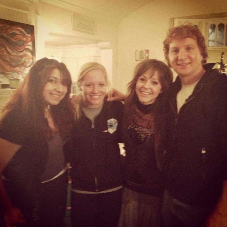 Lindsey's going away party   Dec 8. 2012 #LindseyStirling