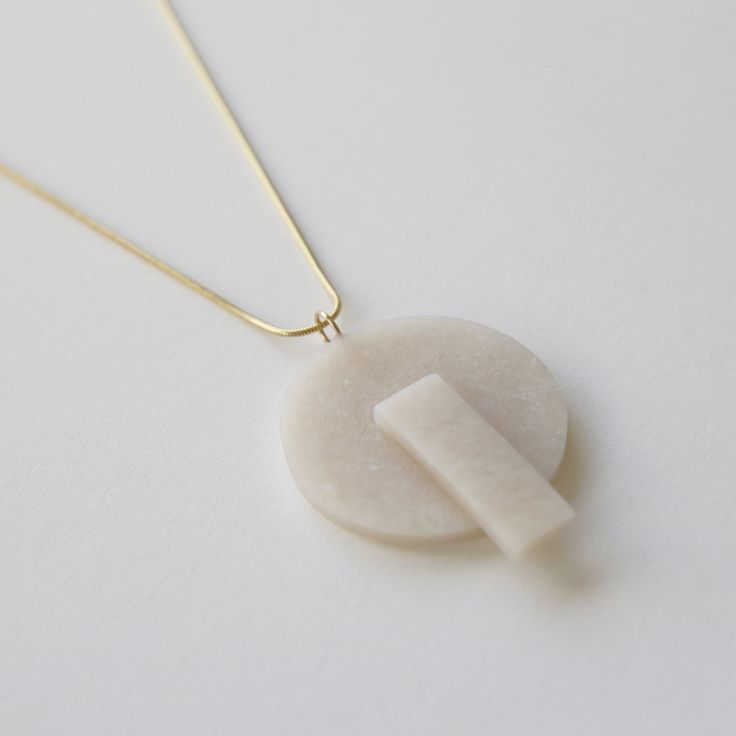 Form Necklace — Highlow Jewelry