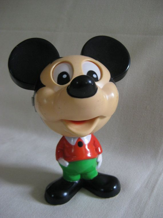Hey, I found this really awesome Etsy listing at https://www.etsy.com/listing/159111395/vintage-working-talking-mickey-mouse