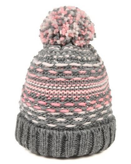 Luxe Pom Pom Beanie from Cotton On