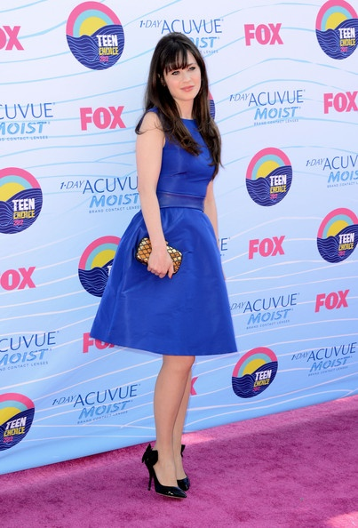 Teen Choice Zooey Deschanel