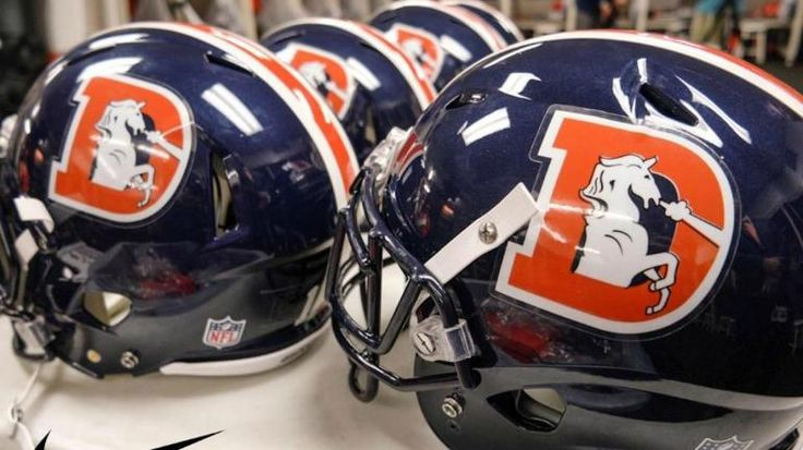 LOOK: Broncos Chargers unveil sweet helmets for Color Rush game