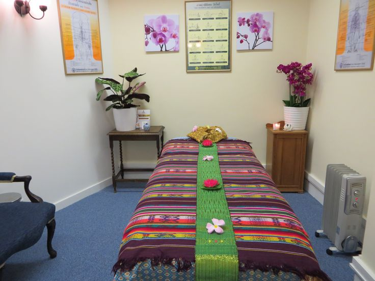 One table treatment room