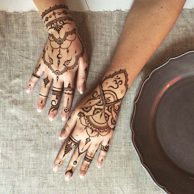 #Mehndi Gloves #henna #veronicalilu