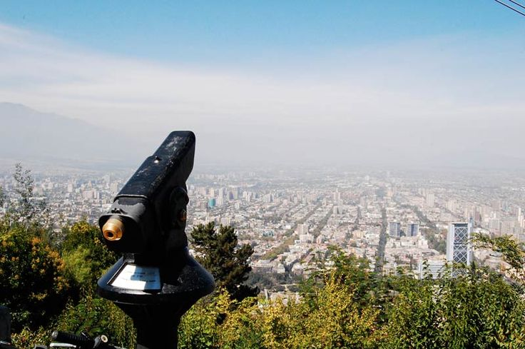 cerro san cristobal chile