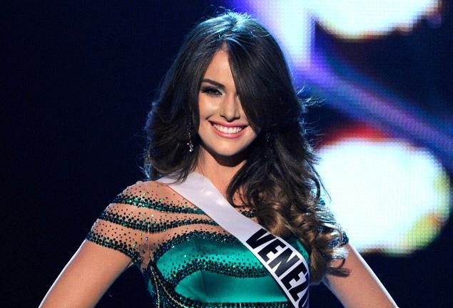 Love her hair!!LAS VEGAS, NV - DECEMBER 19: Miss Venezuela 2012, Irene Sofia Esser Quintero, competes in the 2012 Miss Universe Pageant at PH Live at Planet Hollywood Resort & Casino on December 19, 2012 in Las Vegas, Nevada.