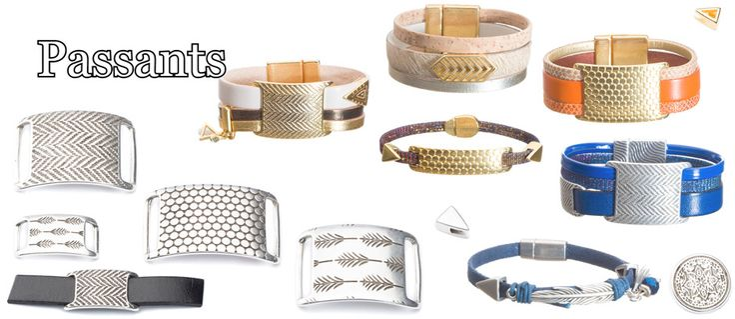 PERLES, apprêts et de l'inspiration pour la création de bijoux sur METISSAGE PERLE
